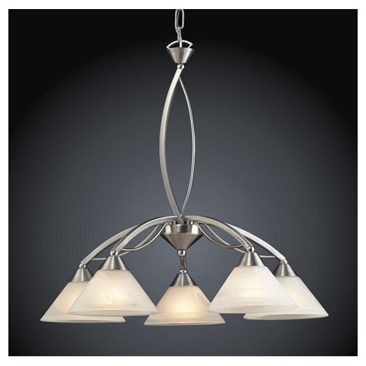 Elk Lighting Elysburg 5 Light Chandelier