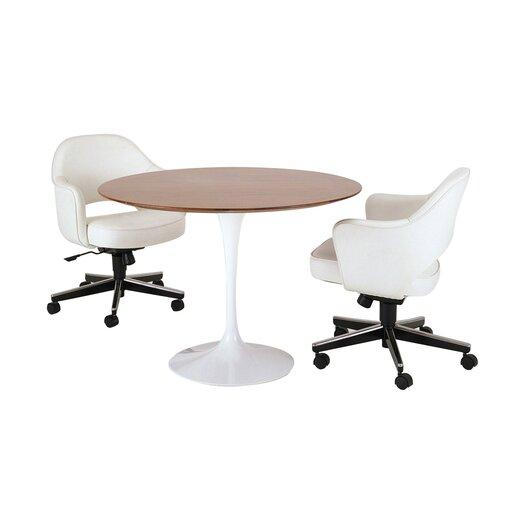"""Knoll ® Saarinen 47"""" Round Dining Table"""