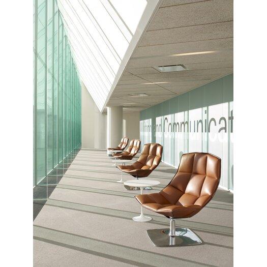 Knoll ® Jehs+Laub Pedestal Base Lounge Chair