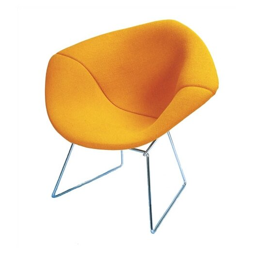 Bertoia Diamond Chair with Full Cover