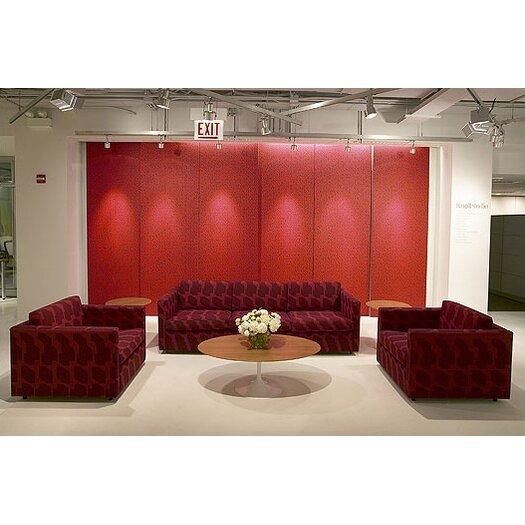 Knoll ® Saarinen Oval Coffee Table