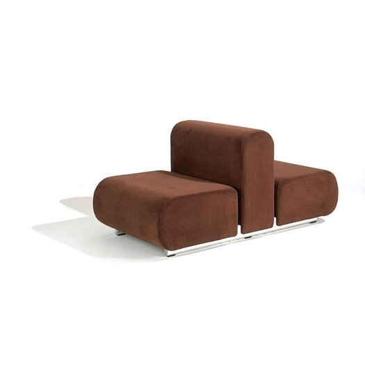 Knoll ® Suzanne Double Chair