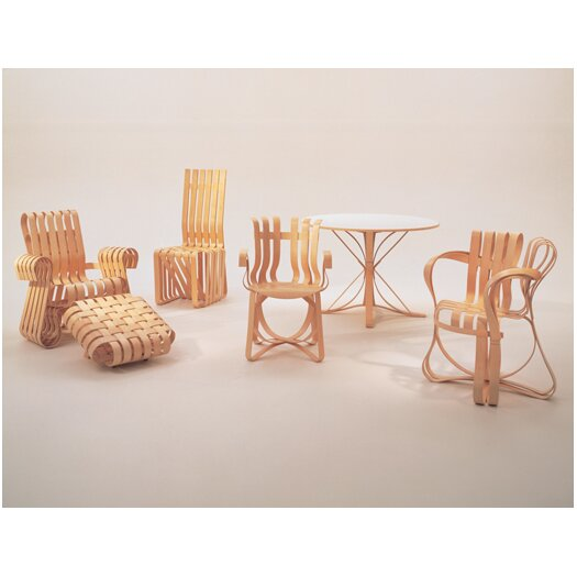 Knoll ® Frank Gehry High Sticking Side Chair