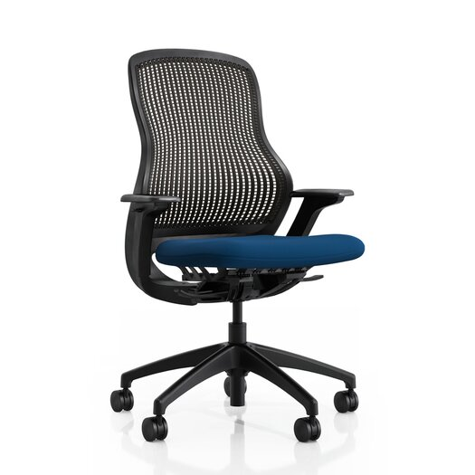 Knoll ® ReGeneration Flex Back Net High Task Chair