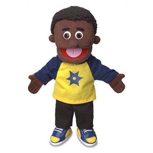 """Silly Puppets 14"""" Jordan Glove Puppet"""