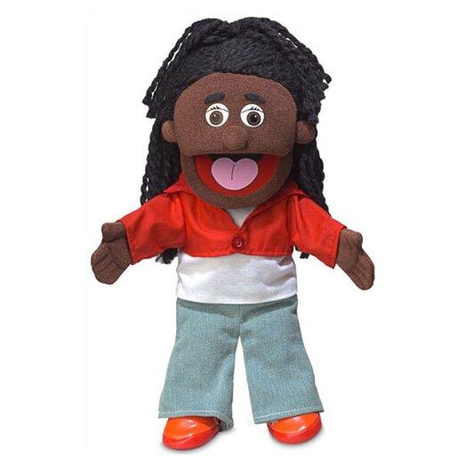 "Silly Puppets 14"" Sierra Glove Puppet"