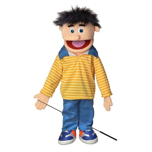 "Silly Puppets 25"" Bobby Full Body Puppet"