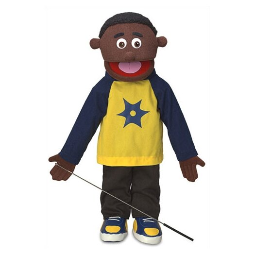 "Silly Puppets 25"" Jordan Full Body Puppet"