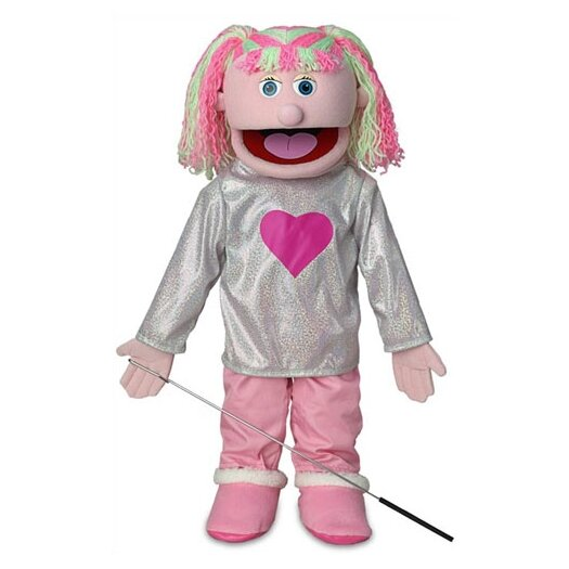 """Silly Puppets 25"""" Kimmie Full Body Puppet"""