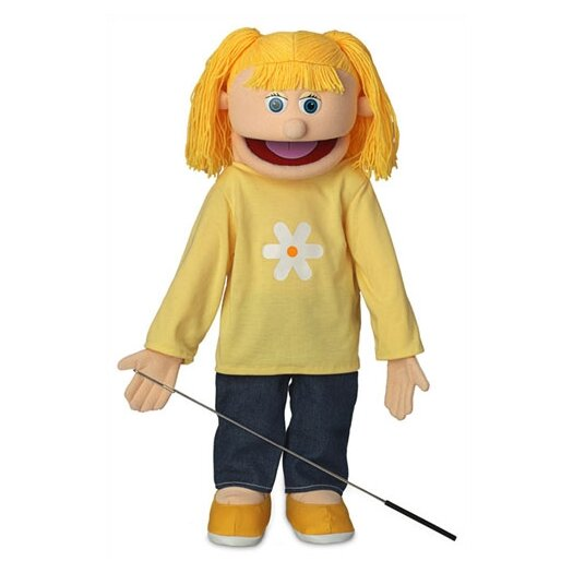 """Silly Puppets 25"""" Katie Full Body Puppet"""