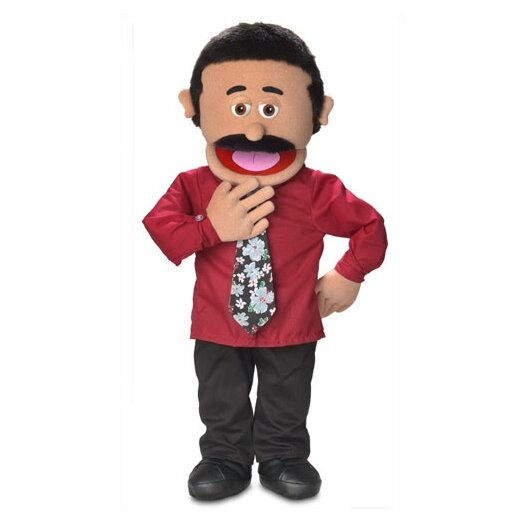 "Silly Puppets 30"" Carlos Professional Puppet with Removable Legs"