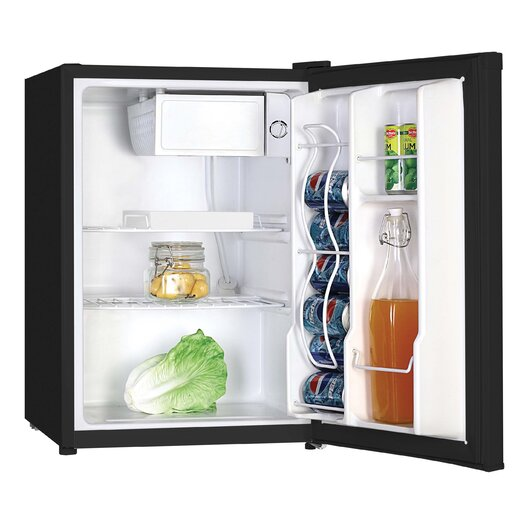 Avanti Products 2.4 Cu Ft. Built-In Deluxe Compact Refrigerator