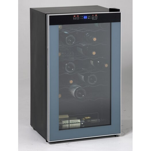 Avanti Products 34 Bottle Single Zone Wine Refrigerator