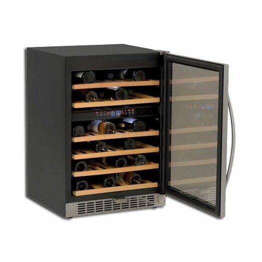 Avanti Products 46 Bottle Single Zone Built-In Wine Refrigerator