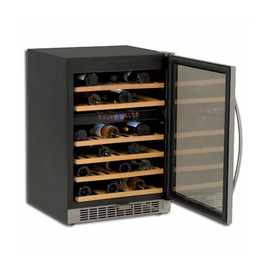 Avanti Products 46 Bottle Single Zone Wine Refrigerator
