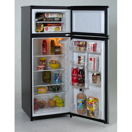 Avanti Products 7.4 Cu. Ft. Apartment Compact Refrigerator