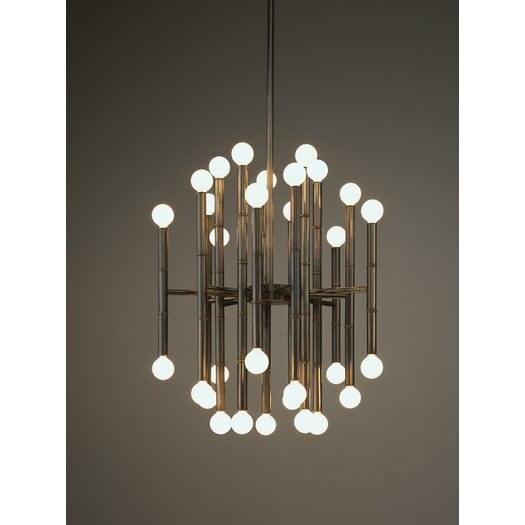 Robert Abbey Meurice 30 Light Chandelier
