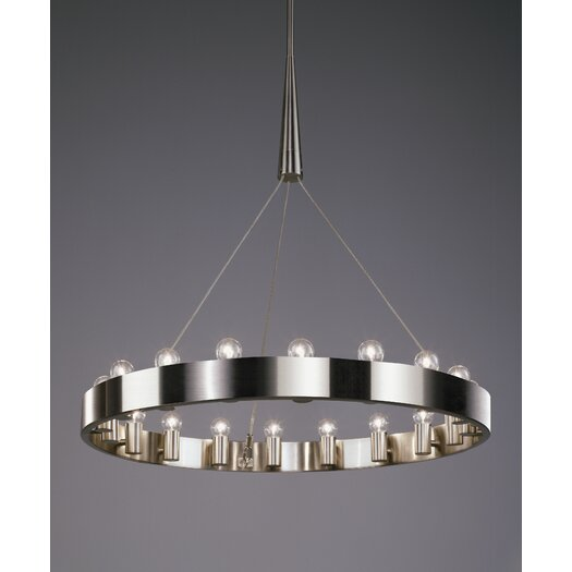 Robert Abbey Rico Espinet Candelaria 18 Light Chandelier