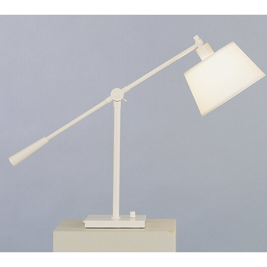 """Robert Abbey Real Simple 23.5"""" H Table Lamp with Empire Shade"""