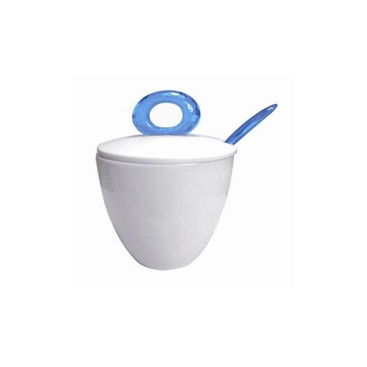 Omada Spot Coffee Sugar Bowl with Teaspoon