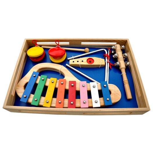 Schoenhut Band in a Box One (6 Piece)