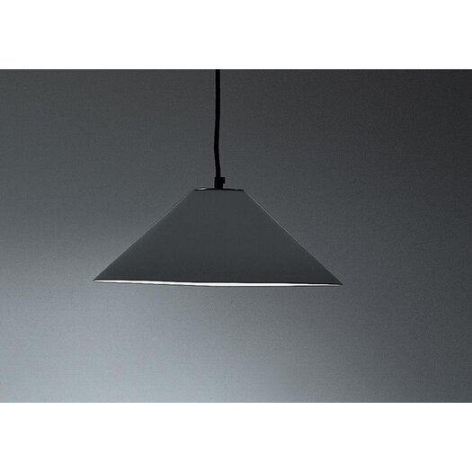Artemide Aggregato Conical diffuser by Enzo Mari and Giancarlo Fassina