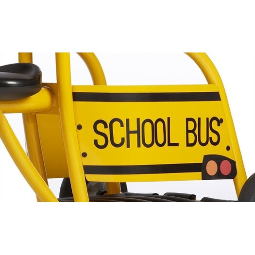 Italtrike Pilot 300 School Bus Tricycle