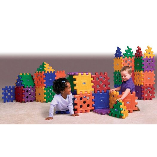 CarePlay Grid Blocks Building Set