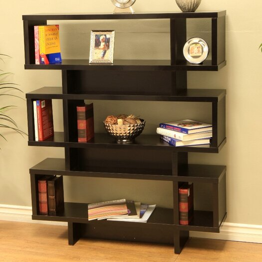 "Mega Home Tier Display Cabinet 53"" Bookcase"