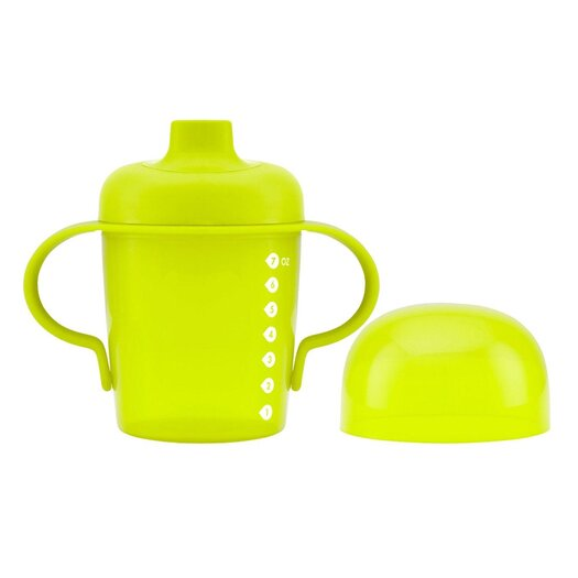 Boon Sip Short Firm Spout 7 oz Sippy Cup