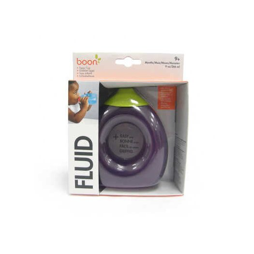 Boon Fluid Toddler Cup in Purple / Green