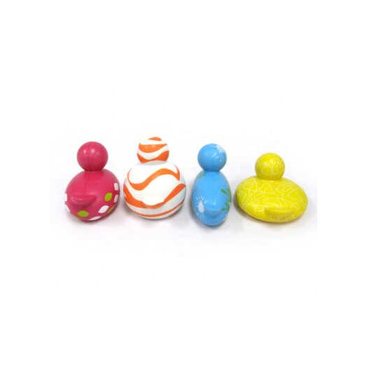 Boon ODD DUCKS Multicolor 4 pack