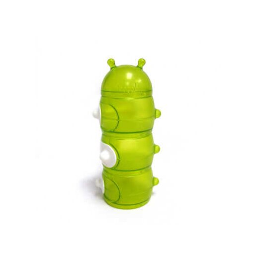 Boon 20-Ounce Catepillar Snack Stack