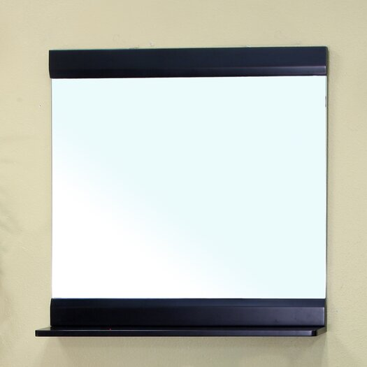 Bellaterra Home Ewing Bathroom Mirror