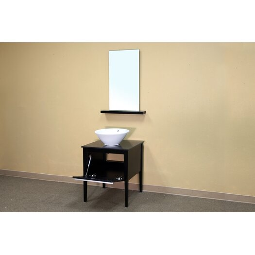 Bellaterra Home McClelland Bathroom Mirror