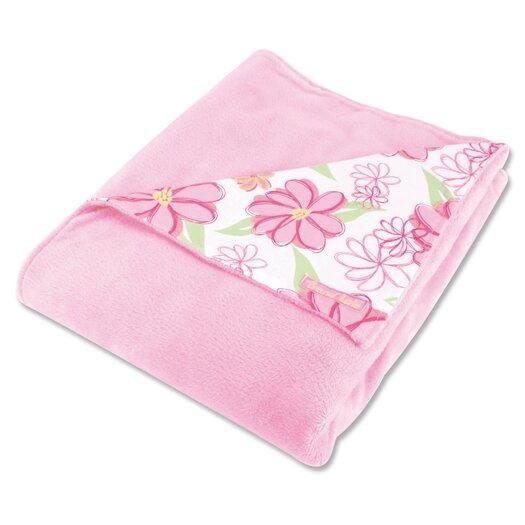 Trend Lab Hula Baby Receiving Blanket