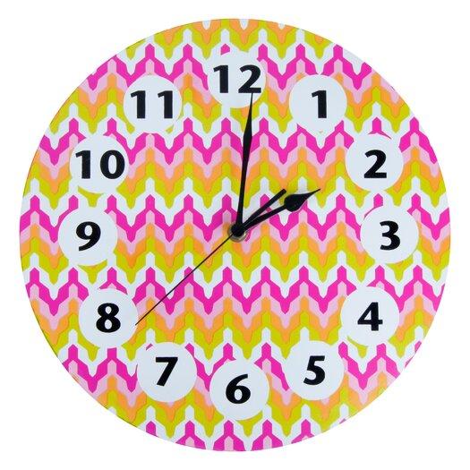 "Trend Lab Savannah 11"" Wall Clock"