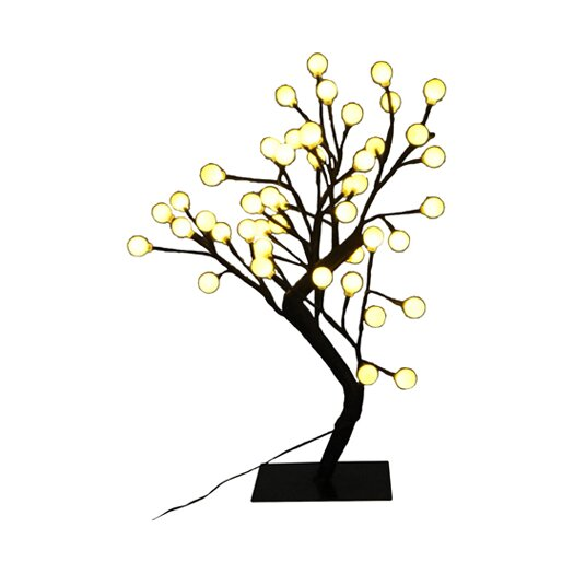 Creative Motion Desktop Ball Tree Table Lamp