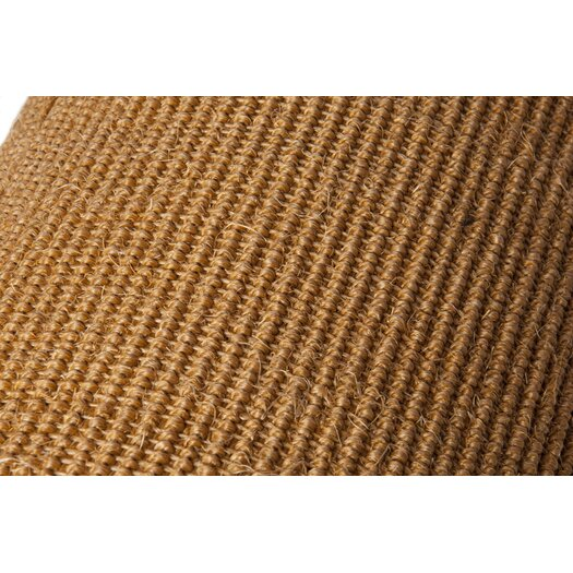 Great Paw Sisal Cat Scratcher and Tunnel