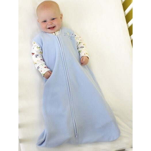 HALO Innovations, Inc. Fleece SleepSack™ Wearable Blanket in Baby Blue