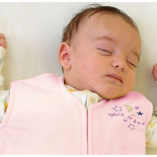 HALO Innovations, Inc. Fleece SleepSack™ Wearable Blanket in Pink