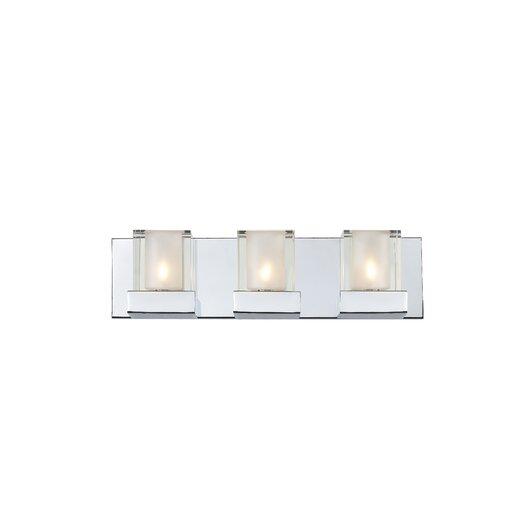 Z-Lite Aster 3 Light Vanity Light