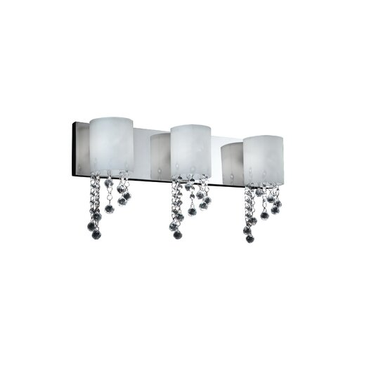 Z-Lite Jewel 3 Light Vanity Light