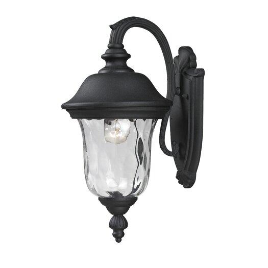 Z-Lite Armstrong 1 Light Outdoor Wall Lantern