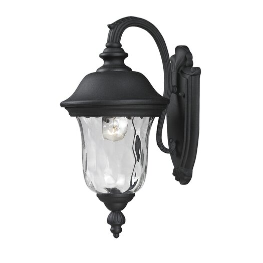 Z-Lite Armstrong 1 Light Outdoor Wall Lantern