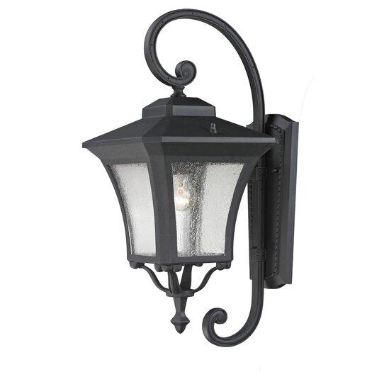 Z-Lite Waterdown 1 Light Outdoor Wall Lantern