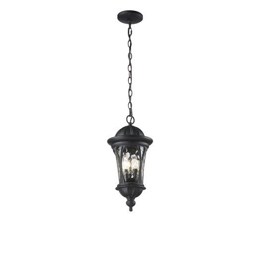 Z-Lite Dom Outdoor Pendant Lighting