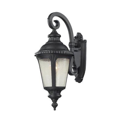 Z-Lite Medow 1 Light Outdoor Wall Lantern