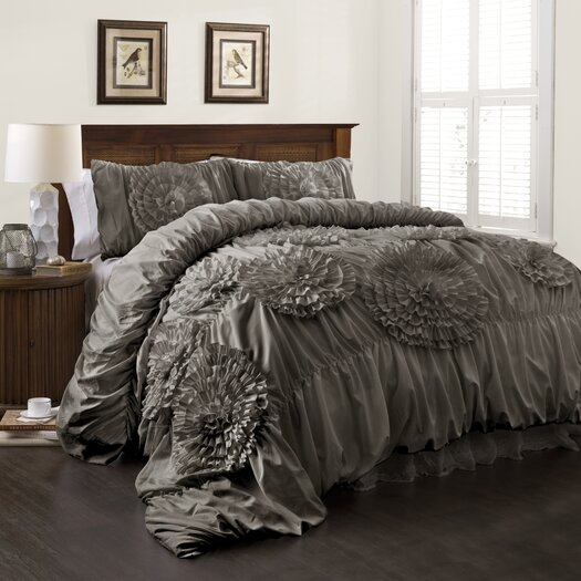 Special Edition by Lush Decor Serena 3 Piece Comforter Set