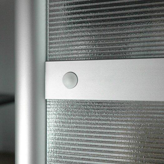 """LOFTwall 53"""" x 52"""" Modern Room Divider"""